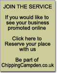 Join the Chipping Campden Website - www.chippingcampden.co.uk