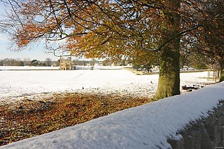 Campden Winter Scene - photo by Terry J Morgan©