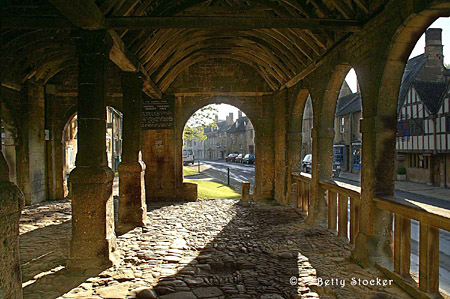 Market Hall, Chipping Campden - photo by Betty Stocker